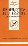 Les applications de la génétique