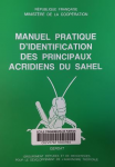 Manuel pratique d'identification des principaux acridiens du Sahel