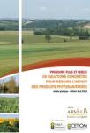 56 solutions concrètes pour réduire l'impact des produits phytosanitaires