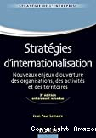 Stratégies d'internationalisation