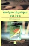 Analyse physique des sols : méthodes choisies