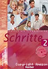 Schritte 2 : deutsch als fremdsprache : niveau A1/2