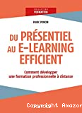 Du présentiel au e-learning efficient