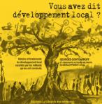 Vous avez dit développement local ?